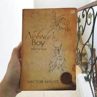 "[ Hector Malot] ""Nobody's boy"""