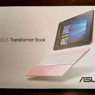 Laptop Asus Transformer Book