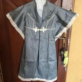 Grey Dress MUSA