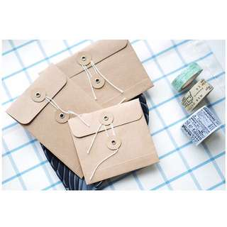 Cardstock Pocket