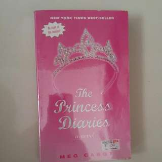 Novel - The Princess Diaries