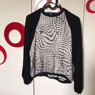Black&White Shirt