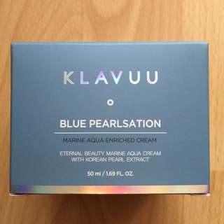 Brand New! Klavuu Blue Pearlsation