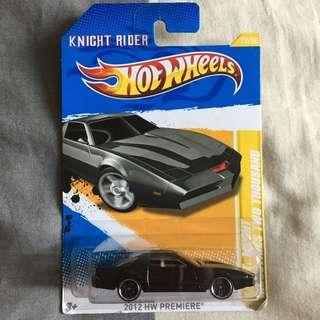 Hotwheels Kitt Knight Rider