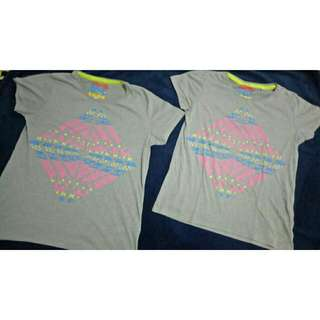 COUPLE Mint Graphic Tees