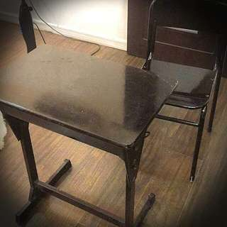 Japanese Study Table