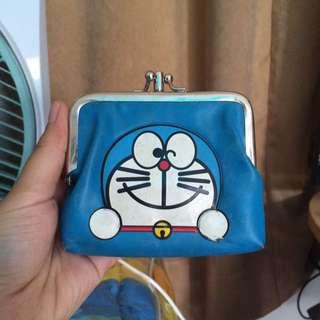 Mini Wallet Doraemon