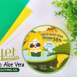 Aloe Vera Soothing Gel From YET Hello