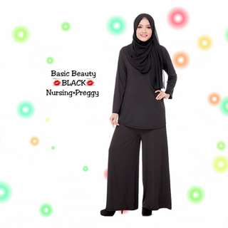 BASIC BEAUTY (BLACK)