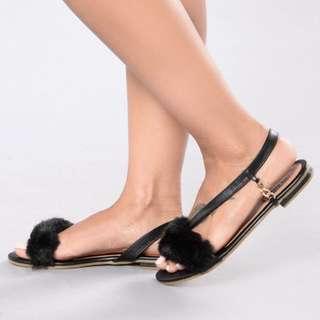 Fashion Nova Hilton Sandals