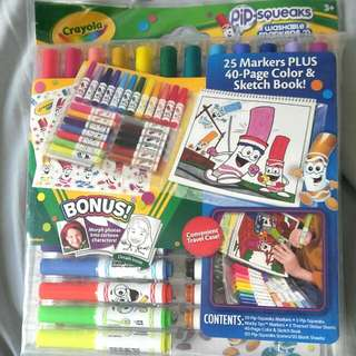 Pipsqueaks Markers!!