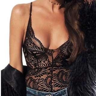 MissPap Lace Bodysuit