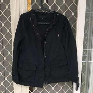 Uniqlo Black Hoodie jacket