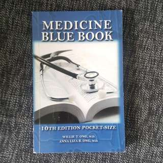 Medicine Blue Book 10th Ed