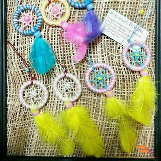 Dream Catcher Keychains Moile Chains
