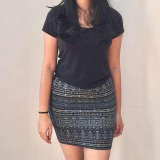 [ Pull&Bear ] Mini Skirt