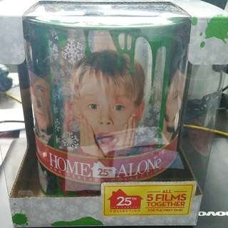 Home Alone 25th Anniversary Bluray Boxset