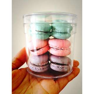 Buy 1 Free 1 Homemade Mini Macaroons