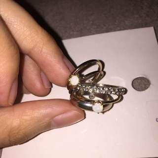 H&M Rings Jewelry