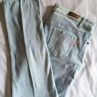 Jeans Novel Mice