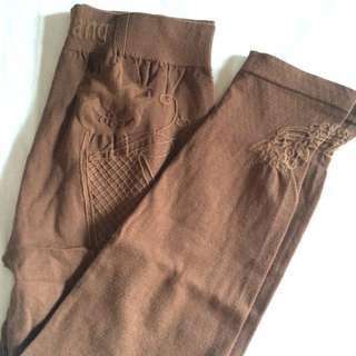 Legging Brown