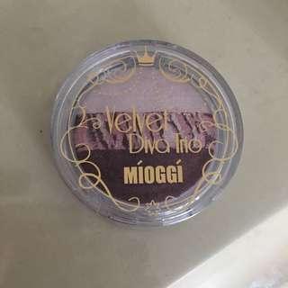 Mioggi Eye Shadow (wine)🈹🈹🈹