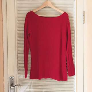 Red Knot Sweater