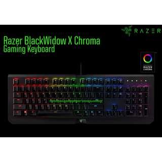 Razer Blackwidow X Free Keyboard Bag Free Leet Pack