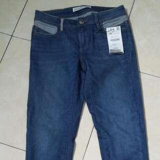Jeans Panjang ZARA Basic ORI