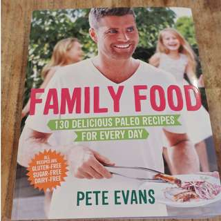 Cookbook - Family Food by Pete Evans