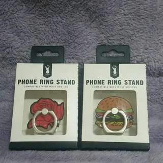 🌼PHONE RING STAND FROM TYPO🌼