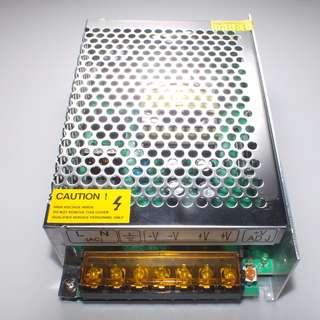 AC to DC 120W 12V 10A Power Supply