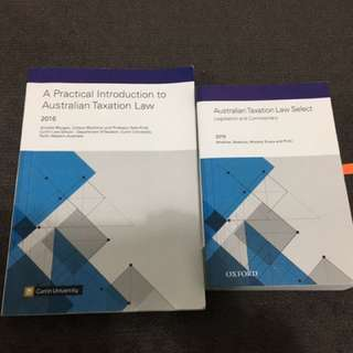 Introduction To Australian Taxation Law