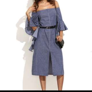 Korean Brand Denim Dress