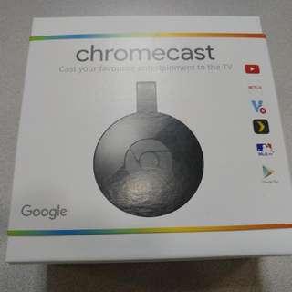 Chromecast 第二代 全新