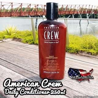 American Crew Classic Daily Conditioner 250ml