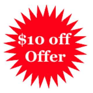 $10 Off For Clothes