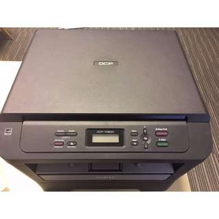 Brother Printer DCP-7060D (Monochrome)