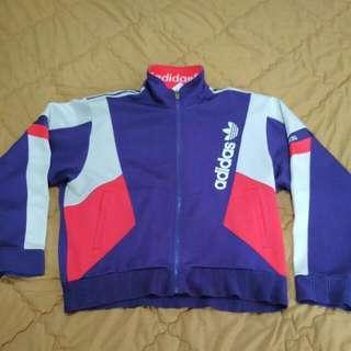 Vintage Adidas Track top