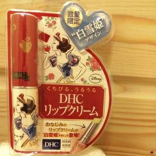 DHC護唇膏-白雪公主限定版