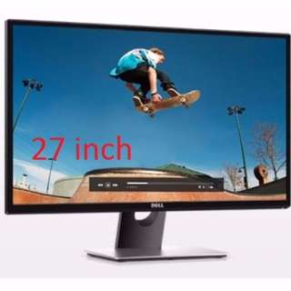 "Brand New Dell 27"" FHD LED Monitor"