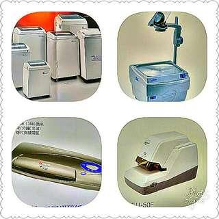 維修及保養各類型辦公室電子產品-Repairing & Maintenance  Service For All Office Electronic Equipment