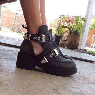 Coltrane Boots