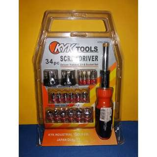 KYK Tools Screwdriver