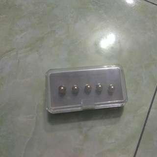 Grey Pin Baju Melayu