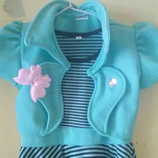 Dress Anak 3-4 Thn