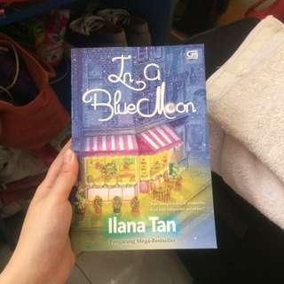 Novel In A Blue Moon