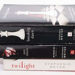 Stephenie Meyer Twilight Series