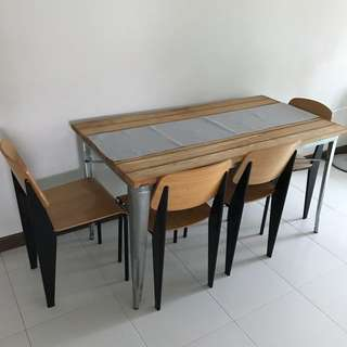 Dining Table For 4