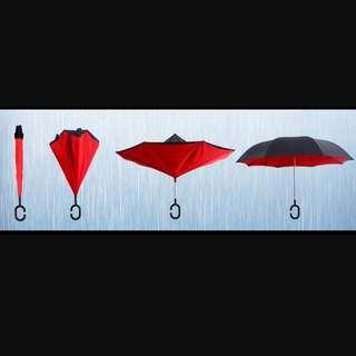 Esso Reverse Umbrella